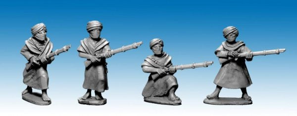 MOD114 - Tuaregs with muskets