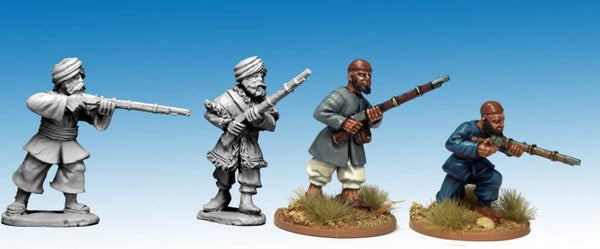 NWF1003 - Afghan Irregulars with Rifles