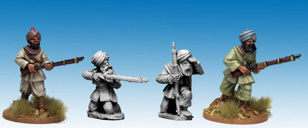 NWF1005 - Afghan Irregulars with Muskets II