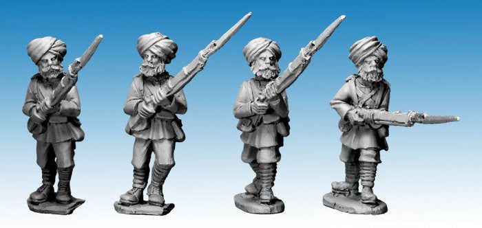 NWF0105 - Sikh Infantry Advancing. 2nd Afghan War