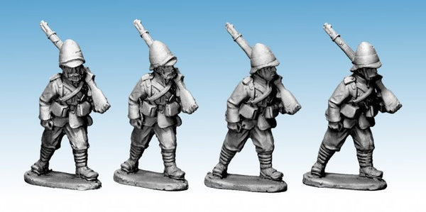 NWF0016 - British Infantry Marching