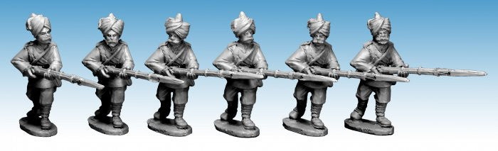 NWF0120 - Punjabi Infantry Advancing