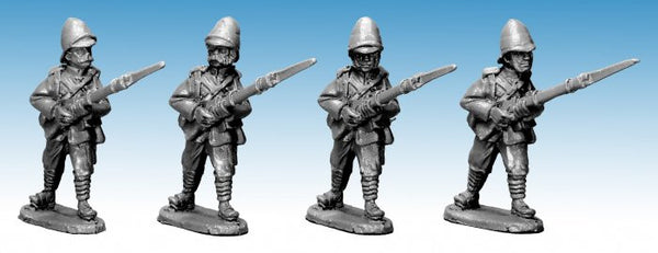 NWF0017 - British Infantry Advancing