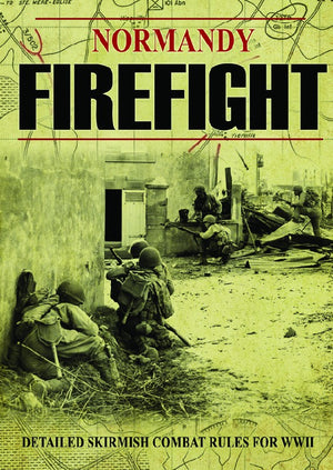Normandy firefight (special price)