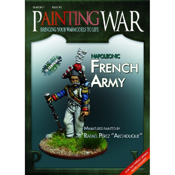 Painting War, issue 2, Napoleonic French