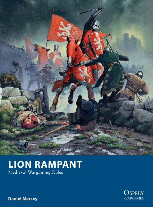 Lion Rampant – Medieval Wargaming Rules