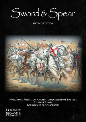 Sword and Spear 2nd Edition Rules