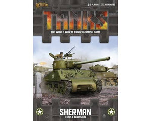 Tanks - US Sherman Expansion