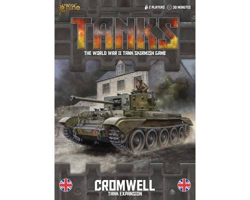Tanks - British Cromwell Expansion