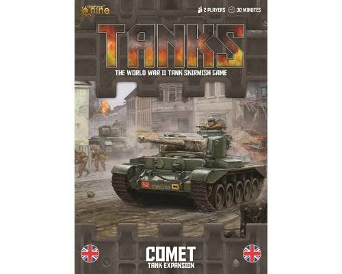 Tanks - British Comet Expansion