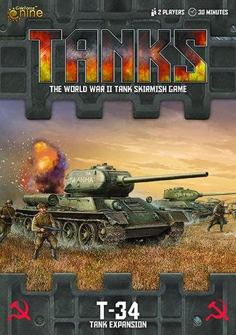 TANKS - Soviet T-34 Tank Expansion