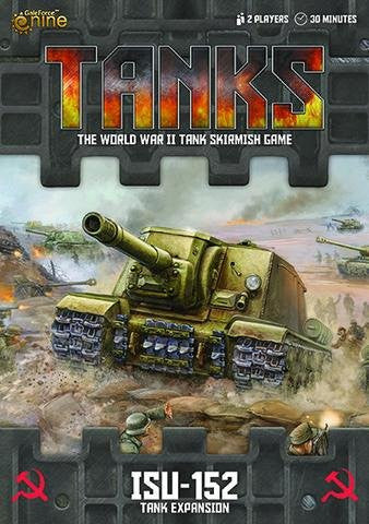 TANKS - Soviet ISU152 Tank Expansion