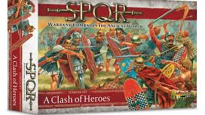 SPQR Game with free Miniature