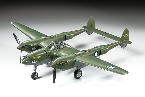 1/48 Lockheed P-38F/G Lightning