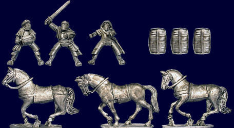 MED006 - Berber Cavalry Command