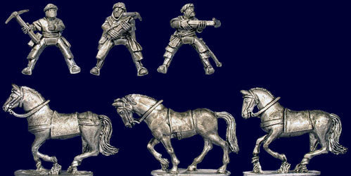 MED025 - Mounted Crossbowmen