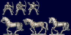 MED029 - Andalusion Mounted Archers