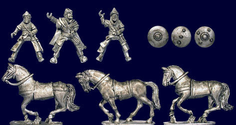MED031 - Andalusian Noble Cavalry