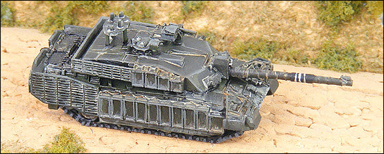 N578 Challenger 2 (TES)