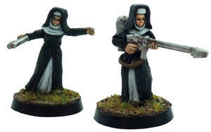 TH102 Nuns with Special Weapons