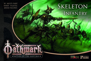 Oathmark Skeleton Infantry