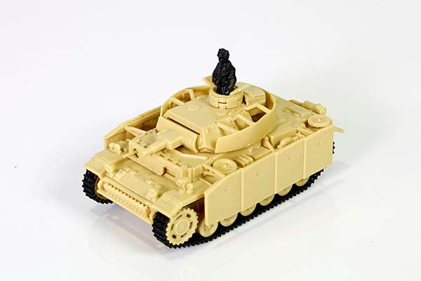 1/72 Panzer 3 Ausf  N Norway 45