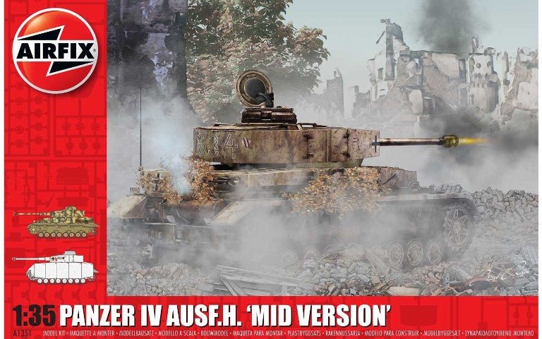 1:35 Panzer IV Ausf.h. 'Mid Version'