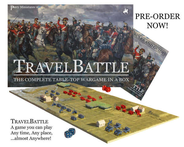 Perry Miniatures Travel Battle
