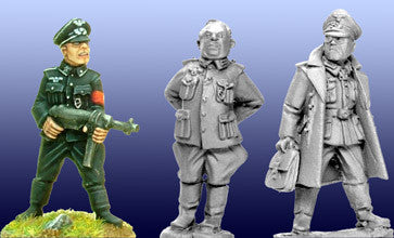 PLP557 - German Officers