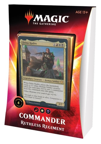 Magic: The Gathering - Ikoria - Commander 2020 - Ruthless Regiment
