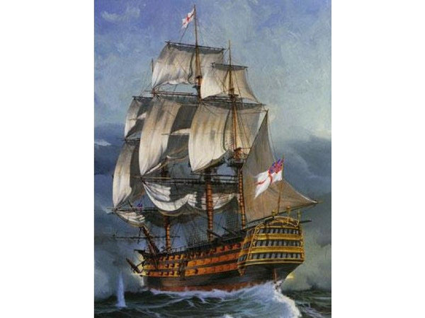 Revell 1/225 HMS Victory