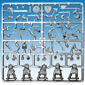 Frostgrave Soldiers Single Sprue