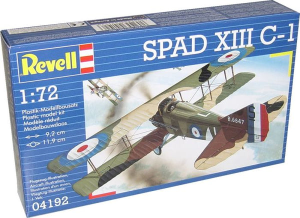 Revell 1/72 Spad XIII C-1