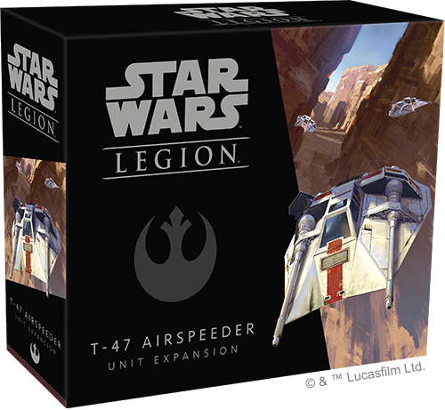 Star Wars: Legion - T-47 Airspeeder Unit Expansion