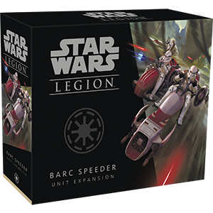 Star Wars Leigon BARC Speeder Unit Expansion