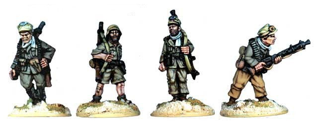SWW004 - Deutsches Afrika Korps MG34 Teams I