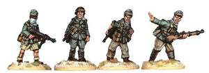 SWW005 - Deutsches Afrika Korps Officers - N.C.O.s