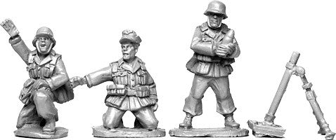 SWW012 - Deutsches Afrika Korps Mortar Team