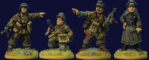 SWW027 - Late War German Infantry Command