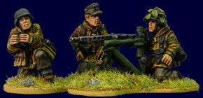 SWW028 - Sustained Fire MG42 Team (3 and Gun)