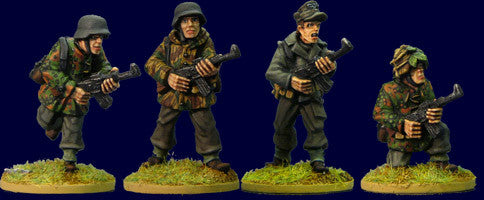 SWW031 - Late War German Infantry with MP44s