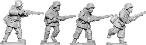 SWW071 - Late war German Rifle's I (Winter)