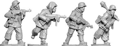 SWW073 - Late war German MP40s (Winter)