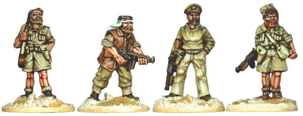 SWW115 - S.A.S. - Long Range Desert Group