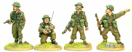 SWW130 - British and Commonwealth Infantry Platoon Command