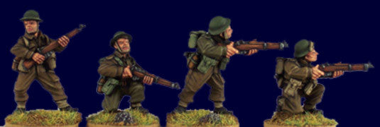 SWW133 - British and Commonwealth Riflemen II