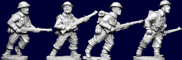SWW134 - British and Commonwealth Riflemen III