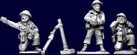 SWW137 - British and Commonwealth Mortar