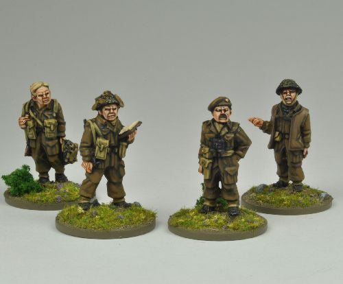 SWW139 - British & Commonwealth Officers and Characters