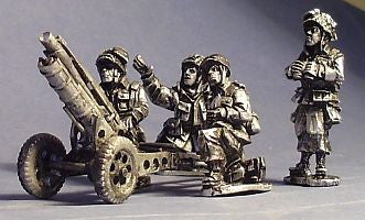 SWW333 - US Airborne 75mm Howitzer and Crew